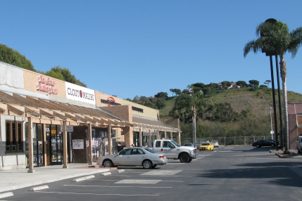 Malibu Cross Creek Shopping Center